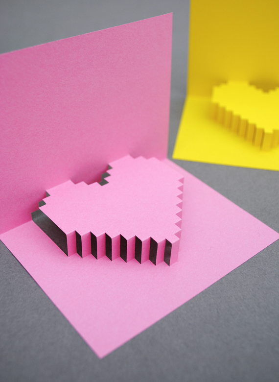Как сделать открытку своими руками из бумаги и клея