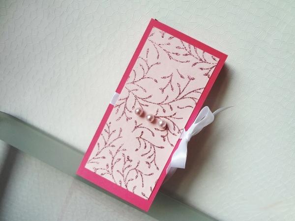 Открытка с шоколадкой на день рождения своими руками